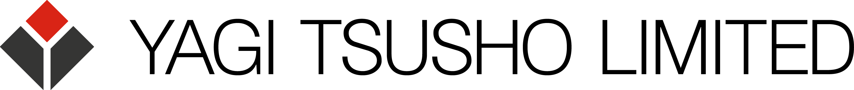 yagi tsusho logo